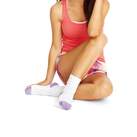 Women's Comfort Blend Crew Sock (Pack of