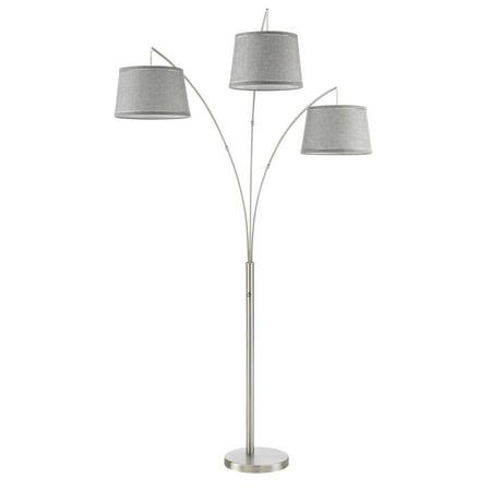 3 Light Floor Lamp Inspiration Kira Home Akira 6060 Modern 60Light Arc Floor Lamp With 60Way