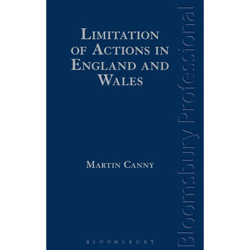 Limitation of Actions in England and Wales
