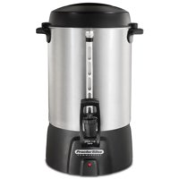 Proctor Silex Commercial 45060R 60 Cup Coffee Urn, 120V, Aluminum
