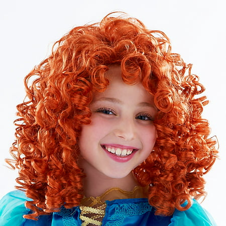 Disney Pixar's Merida from Brave Wig for Girls](Merida Costume)