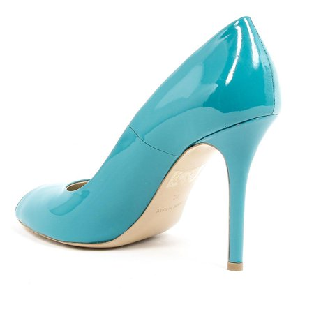 63a774238c0 Versace 19.69 Abbigliamento Sportivo Srl Milano Italia - Light Blue 38 IT -  8 US V 1969 Italia Womens Pump Open Toe - Walmart.com