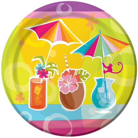 Happy Hour Party 9 inch Lunch/Dinner - Party City Indio Hours