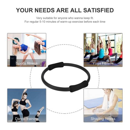 Pilates Ring Magic Circle Dual Grip Sporting Goods Yoga Ring Exercise Fitness - image 4 of 8