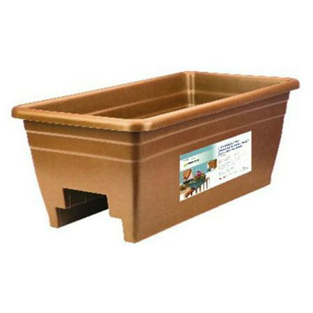 Akro-Mils Deck Rail Planter - Set of 2 ()