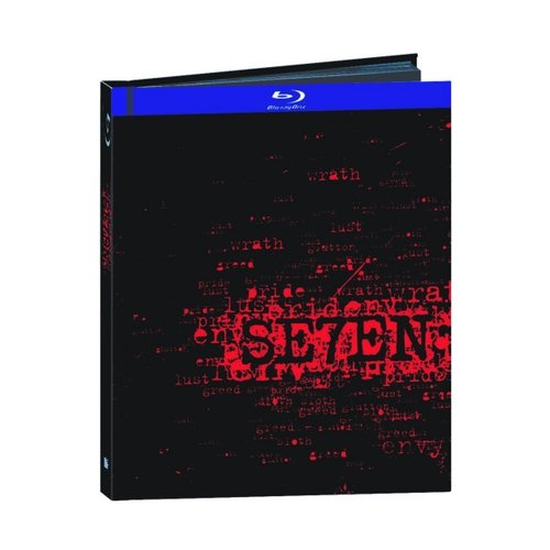 Seven (Blu-ray Book) (Widescreen)