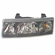 Go Parts 2002 2004 Saturn Vue Front Headlight Headlamp Embly Housing