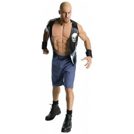 Stone Cold Steve Austin Adult Costume - X-Large