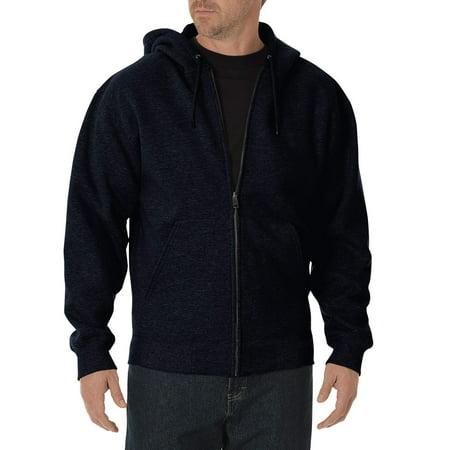 Men's Midweight Fleece Full Zip Hoodie