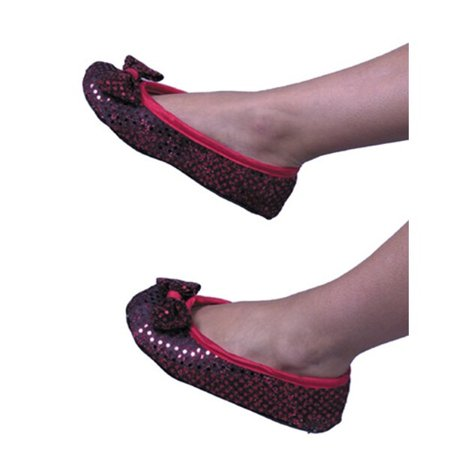 Child's Red Dorothy Shoes~Medium 9