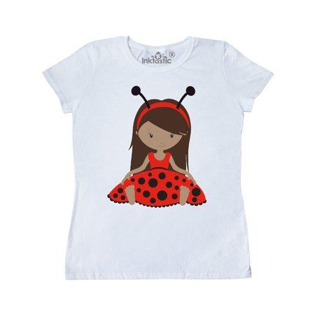 Ethnic Ladybug Girl Women