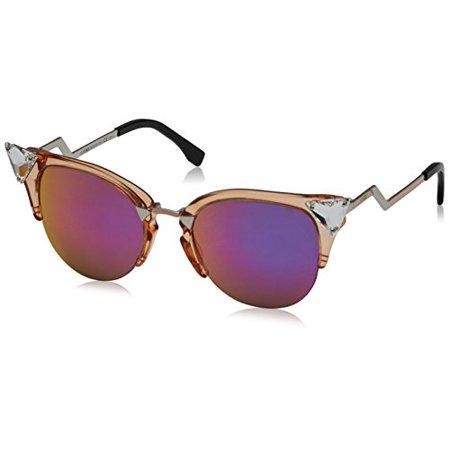 369dd221b57f5 Fendi - Fendi Women s Iridia Crystal Corner Sunglasses