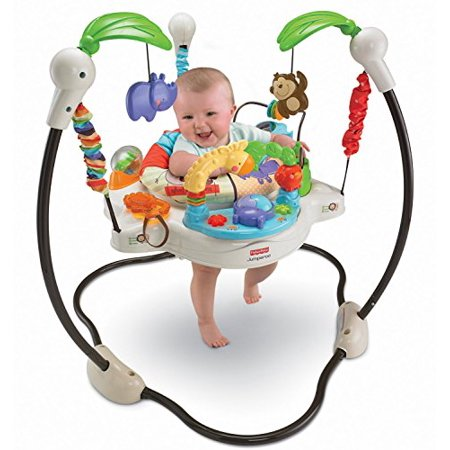 Fisher-Price Luv U Zoo Jumperoo, NEW - FREE
