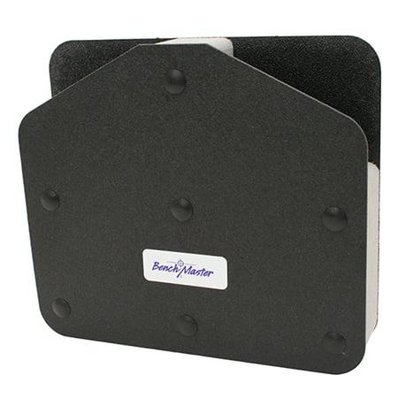 Image of Altus BenchMaster Two Gun Pistol Velcro Hook Rack