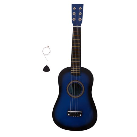 """23"""" Acoustic Guitar Toy for Kids, PCH3500 Classic Rock 'N' Roll Musical Instrument Guitar for Children, Extra Guitar String"""