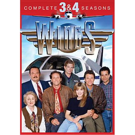 Wings Season 3 & 4 (DVD) ()