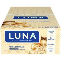Granola & Protein Bars: LUNA