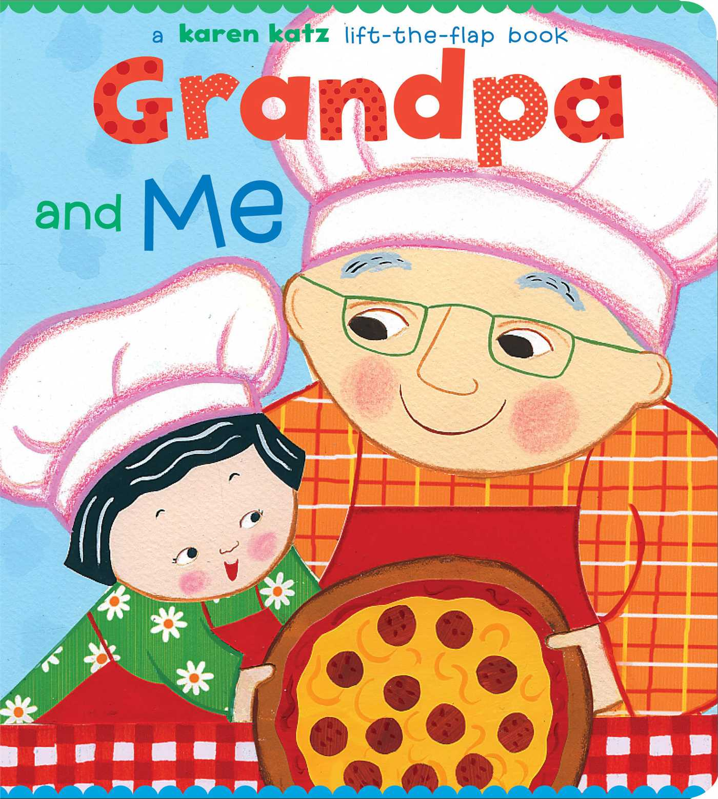 Grandpa and Me a Lift the Flap Book (Board Book)