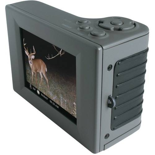 "Moultrie Game Spy Deluxe 2.8"" LCD Handheld Picture Viewer"