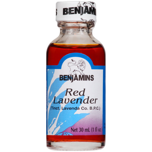 BEN RED LAVENDER FLAVORING 30 ML