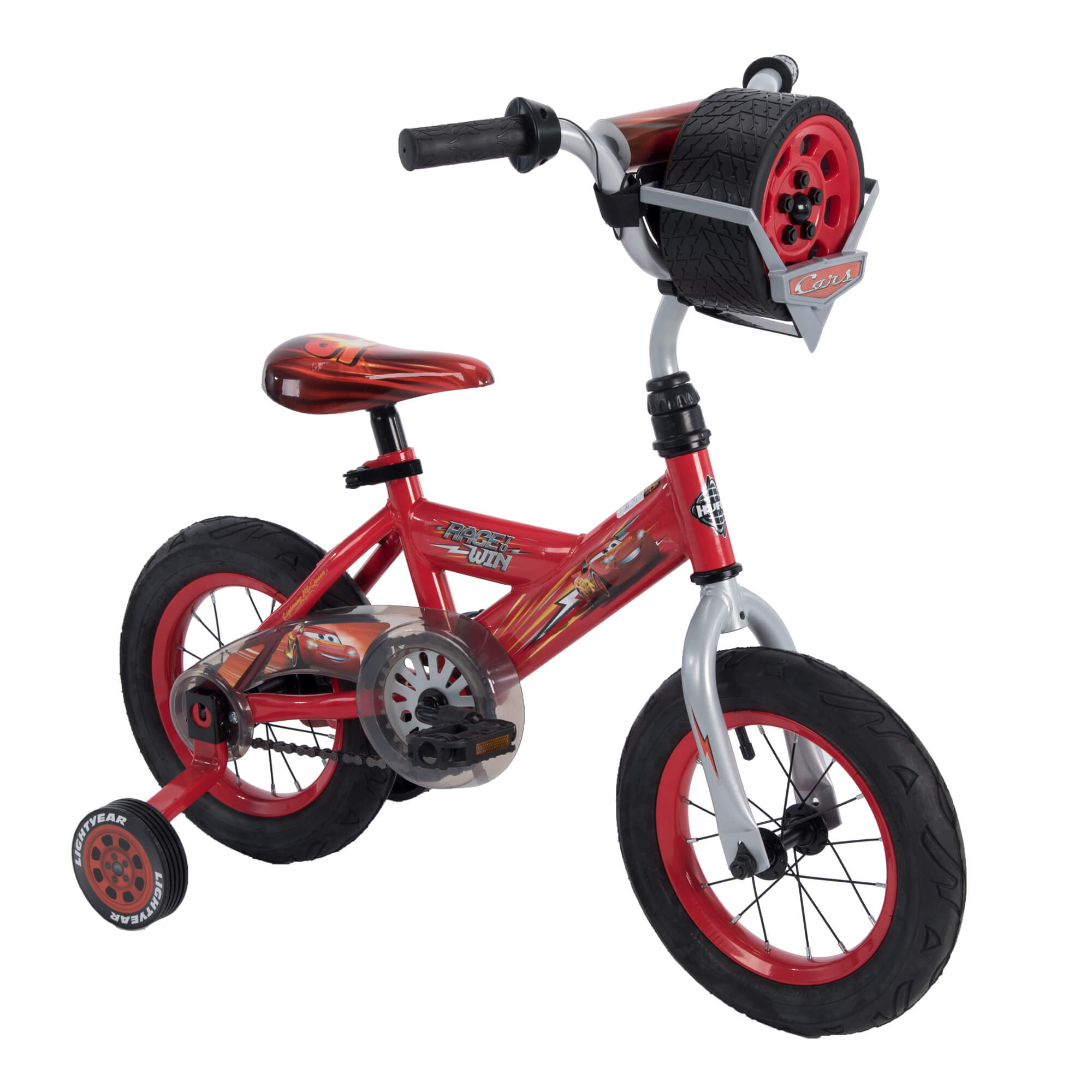 Bike 3 Year Old 4 With Training Wheels Pixar Cars Lightning Mcqueen