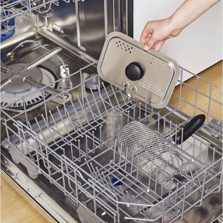 how to clean farberware deep fryer