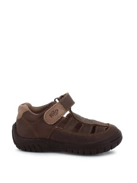552310d1d Product Image Rilo Little Boys Crazy Chocolate Closed Toe Strappy Sandals