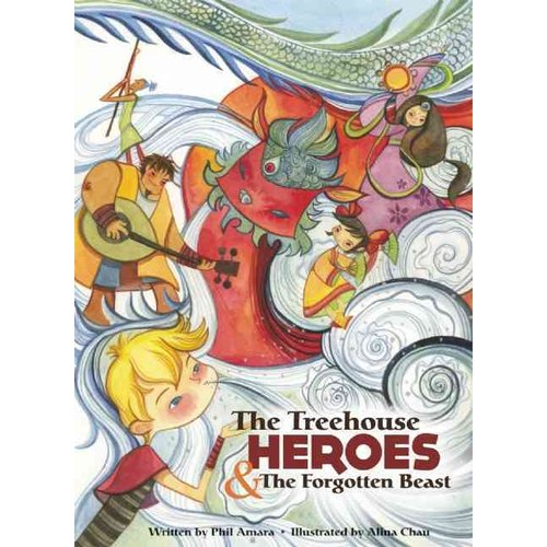 The Treehouse Heroes & The Forgotten Beast