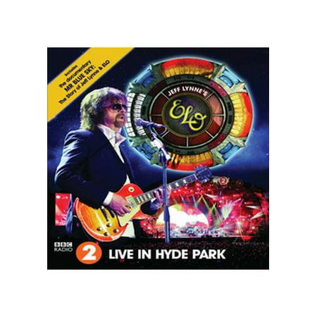 - Jeff Lynne's ELO: Live in Hyde Park (DVD)