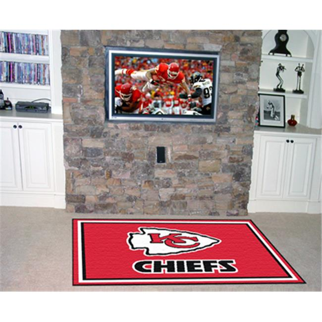 FANMATS Kansas City Chiefs Rug
