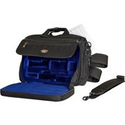 Protec Protec LUX Oboe Case with Sheet Music Messenger Bag Black