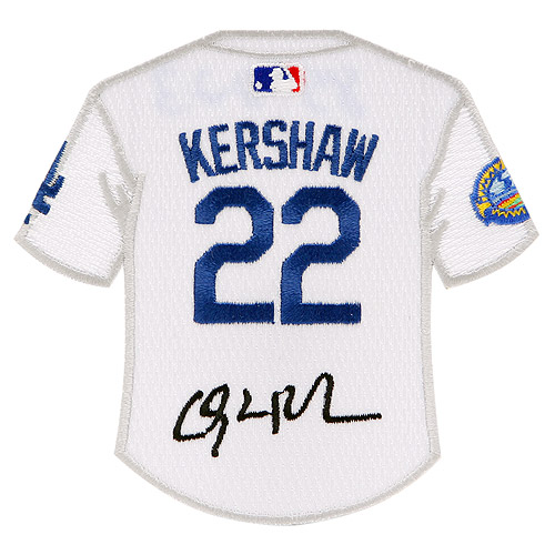 Clayton Kershaw Los Angeles Dodgers Player Patch - No Size