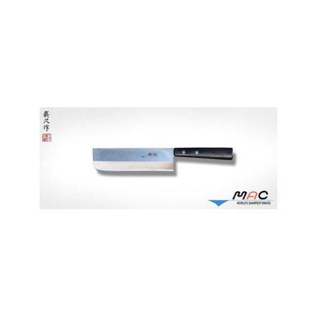 0.5' Vegetable Knife - Mac Knife Japanese Series Vegetable Cleaver, 6-1/2-Inch
