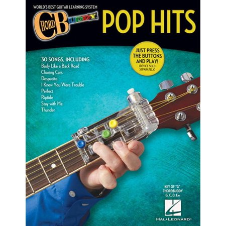 Chordbuddy Guitar Method - Pop Hits Songbook