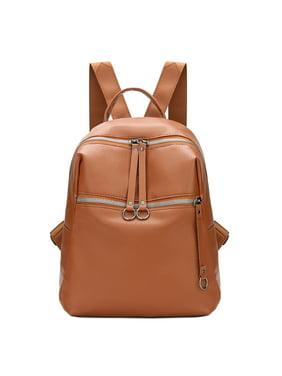 b955b6beda7b Product Image Women Lady Backpack Rucksack Faux Leather Shoulder Bag  Satchel Handbag School Bags Black