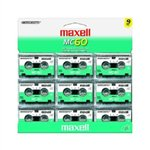 Maxell MC-60 microcassette tape 9PK