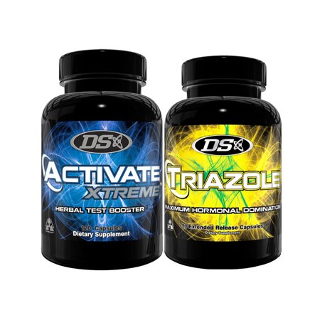 Driven Sports Activate Triazole Supplement Combo