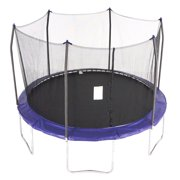 Skywalker Trampolines 12' Trampoline, with Safety Enclosure, Blue