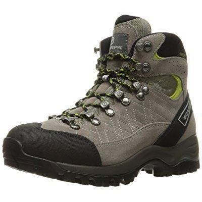 Scarpa women's kailash gtx hiking boot, taupe/acid, 38 eu...