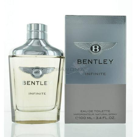 Bentley Infinite Eau De Toilette Natural Spray  3 4 Fl Oz