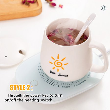 Coffee Mug Warmer Amp Tea Cup Warmer Heater Heating Plat For