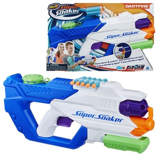 Nerf Super Soaker Dartfire Blaster (Number of Pieces per case: 4) by