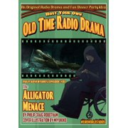 PA001 The Alligator Menace - eBook
