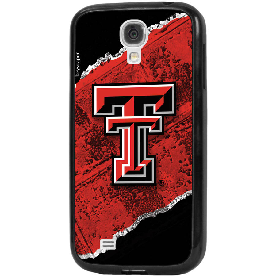 Texas Tech Red Raiders Galaxy S4 Bumper Case