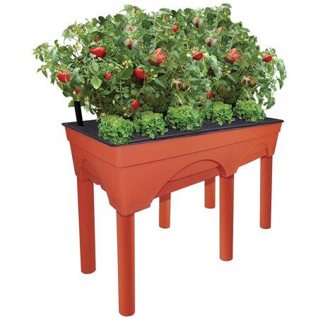 Emsco Group 3346 Big Easy Pickers Raised Garden Grow Box, 20