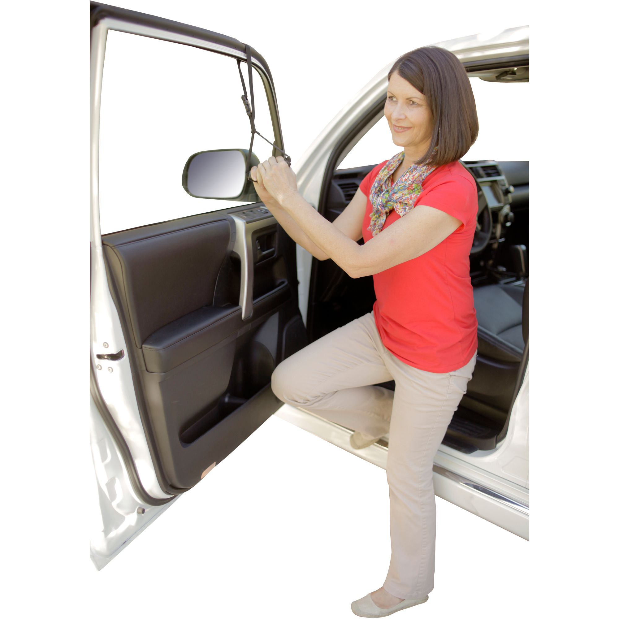 Image of Able Life Auto Assist Handle - Adjustable Vehicle Support Handle
