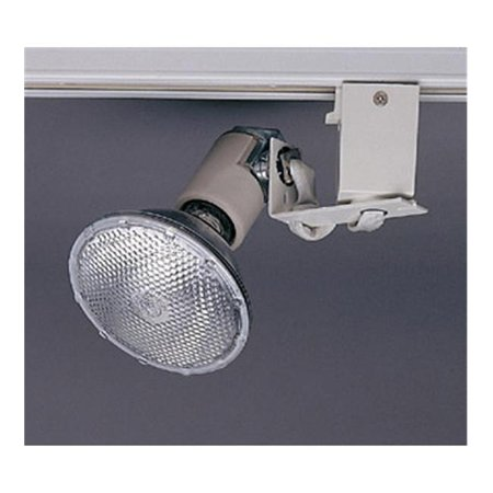 2 x 1.5 in. Economy 1 Light 120V Track R-Par Head Fixture Ceiling Light,