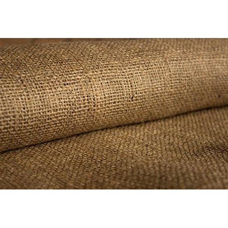 Burlapper 12 Oz Jute Burlap Fabric Sheet 40 Quot X 5 Yd