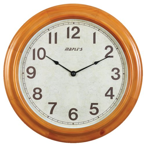 Maples Clock 16'' Wall Clock by Maples Clock