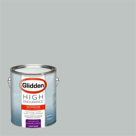 Glidden High Endurance, Interior Paint and Primer, Misty Grey Green , #10GG 53/030